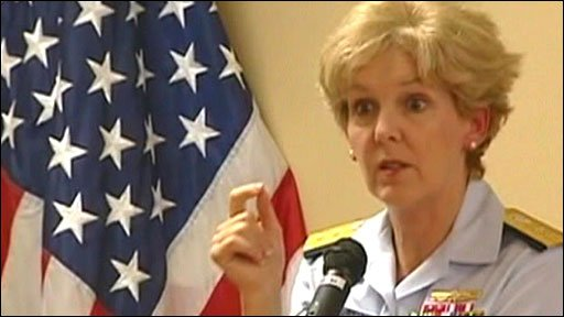 Rear Admiral Mary Landry, US Coast Guard