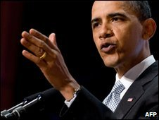 US President Barack Obama speaks at the entrepreneurship summit