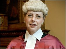 Judge Lady Smith