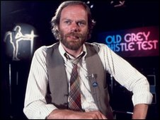 Harris on The Old Grey Whistle Test