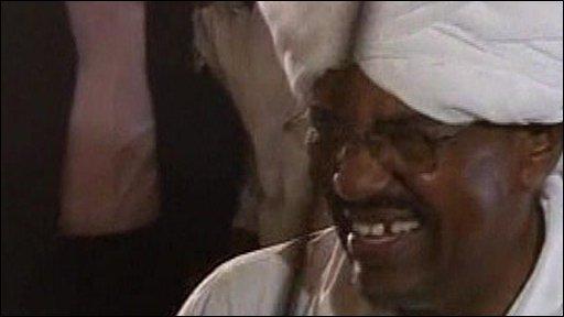 Sudan President Omar al-Bashir