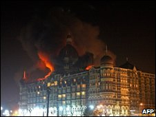 Mumbai attacks of Nov 2008