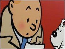 Tintin (file pic)