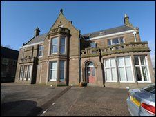 Aberdeenshire Council Building Standards