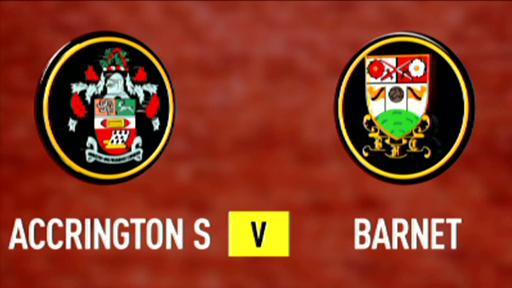 Accrington Stanley v Barnet
