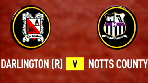 Darlington v Notts County