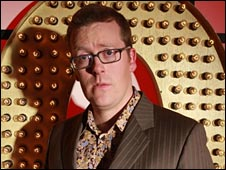 Stand-up Boyle is best-known for his stint on Mock The Week