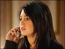 Lacey Turner as Stacey