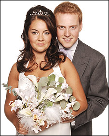 Stacey and Bradley