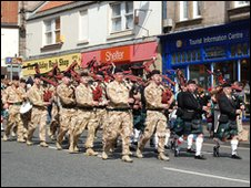 Royal Regiment of Scotland