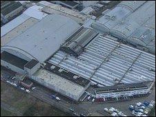 Southampton plant