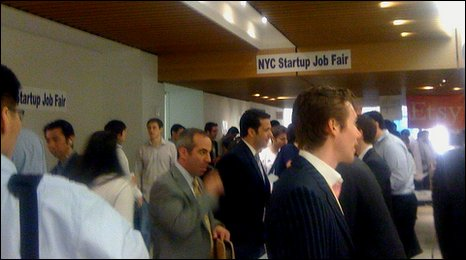 NY start-up fair