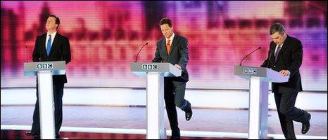 The third Prime Ministerial debate