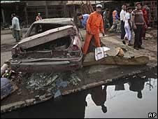 Baghdad bomb 29 April 2010