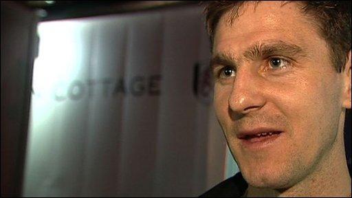 Fulham's match-winner Zoltan Gera