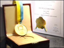 Wipo gold medal for Best Inventors of 2010