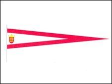 Jersey pennant