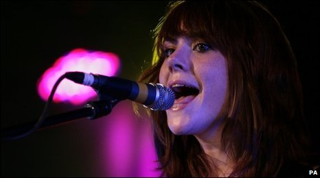 Kate Nash at Reading