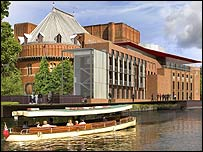 The design of the new Royal Shakespeare Company theatre