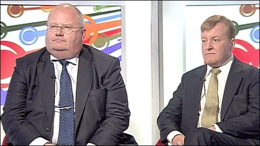 Eric Pickles and Charles Kennedy
