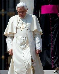 Pope Benedict XVI, 21 April 2010
