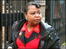 Roselle Antoine, who was once honoured with an MBE for her services to education