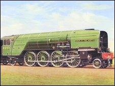 Gresley class P2 loco