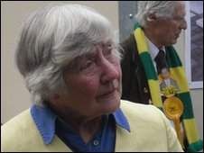 Baroness Shirley Williams in Norwich
