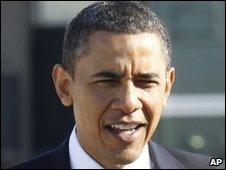 Barack Obama, 1 May 2010