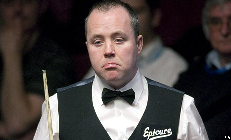 World number one John Higgins