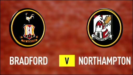 Bradford 2-0 Northampton