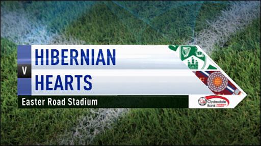 Highlights - Hibernian 1-2 Hearts