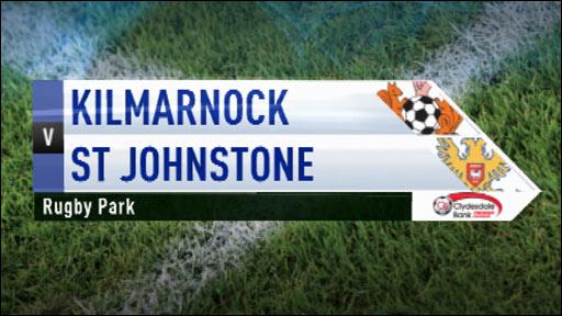 Highlights - Kilmarnock 1-2 St Johnstone