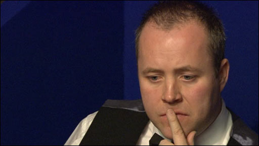 Former world snooker champion John Higgins