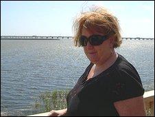 Donna Davis, Alabama