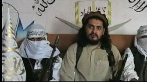 Hakimullah Mehsud referred to reports of his death as propaganda