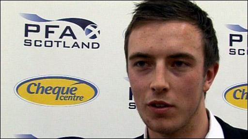 Rangers defender Danny Wilson