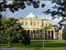 Pittville Pump Room - image courtesy Cheltenham Borough Council
