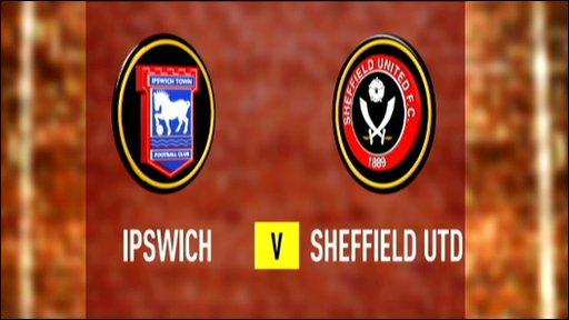 Ipswich 0-3 Sheff Utd