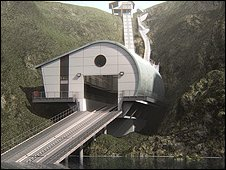 RNLI Lizard station