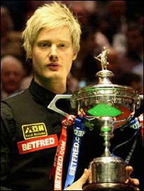 BBC SPORT | Other sport... | Snooker