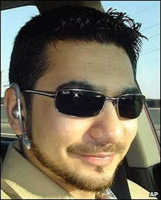 Faisal Shahzad, taken from social networking site Orkut.com