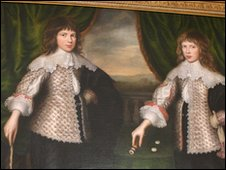 Richard and Edward Sackville