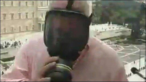 BBC Correspondent Malcolm Brabant