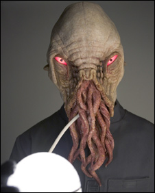 An Ood from Doctor Who