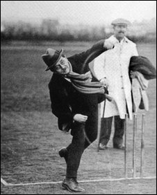 bbc news how peter pan s author invented celebrity cricket