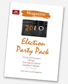 Election party pack