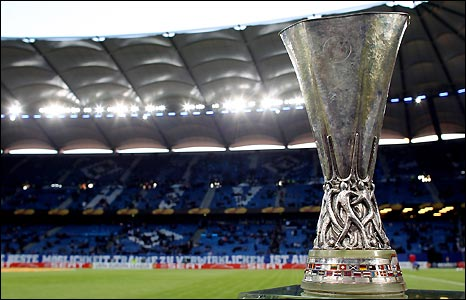 Hamburg's HSH Nordbank Arena will host the Europa League final on May 12