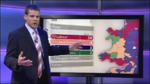 Rhun ap Iorwerth looks at the distribution of seats in Wales