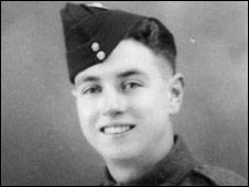 Stan Blacker aged 18